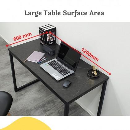 Como Home 4ft Minimalist Study Table (ST1205) Working Desk Meja Komputer Meja Study Meja (Included Installation)