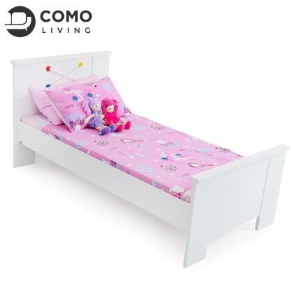 Como Home Super Single Children Bed Frame (Victoria-1501E) Katil Kanak (Included Installation)